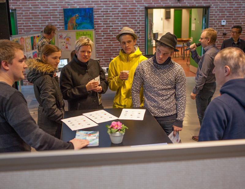 Rundvisning på Fjerritslev Gymnasium