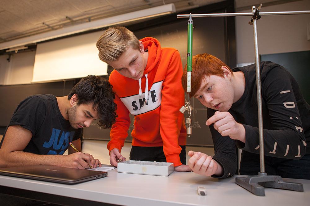 Science & Engineering på Fjerritslev Gymnasium