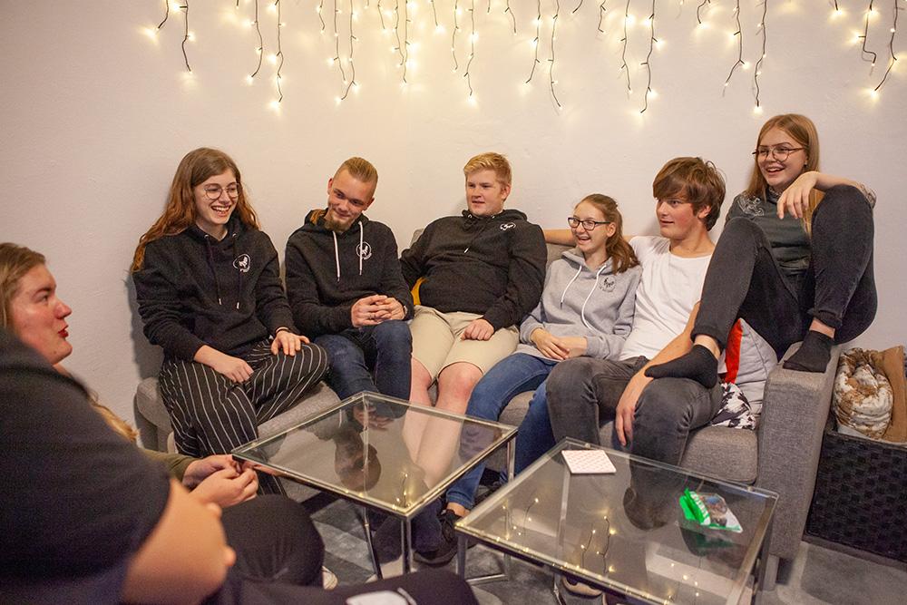 Hygge på Fjerritslev College