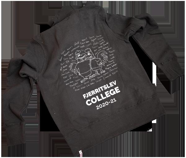 Fjerritslev College-trøje