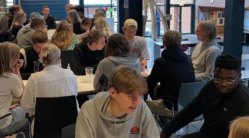 Fredagscafé på Fjerritslev Gymnasium